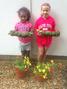 Sat Jul 03 Kid's Kit Pollinator Garden with Grass Caterpillar after 10 am